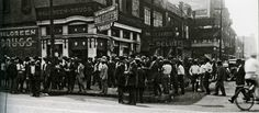 tenement housing in the slums of Chicago 1920s - Google Search