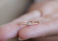 Go ahead, you can admit it, this is a safe space… you want the prettiest wedding band out there.