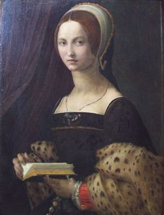 Formerly called Lady Jane GreyFormerly attributed to Luca PenniCollection of the Earl of Normanton Somerley, Hampshire.
