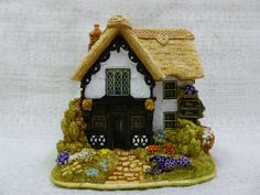 Lilliput Lane The Jewellery Box Cottage 2004 The British Collection L2783