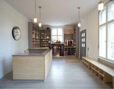 I like the room dividers Interior Design Pilates Studio | Marilena ...