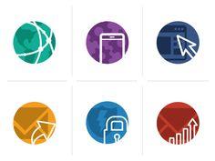 GoDaddy Product Icon Exploration