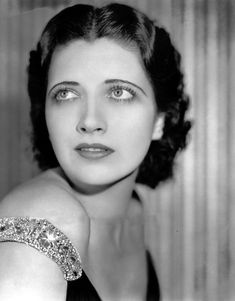 Kay Francis, Silent Film, Hollywood Stars, Vintage Beauty, Glamour, Actresses, American, Lady, 1930s