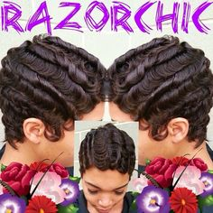 Tremendous Nice Hair Care And Hairstyles On Pinterest Short Hairstyles For Black Women Fulllsitofus