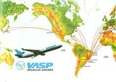 Aviação Comercial Nacional... - Page 2 - Recordar é Viver - Fórum Contato Radar