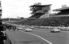 1971 Le Mans 24 Hour - Porsche 917 042 - Martini Racing # 21 - Vic Elford (GB), Gérard Larrousse (FR) - P2