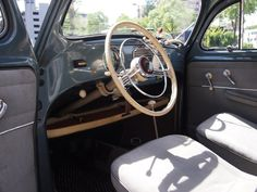 """'54 VW TYPE-Ⅰ BEETLE """"One of the World's Best!"""