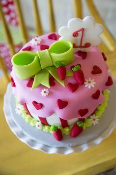 Smash Cake - First Birthday