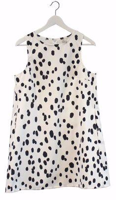 Seeing Spots Shift Dress