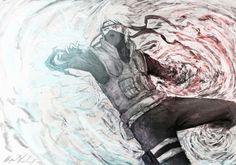 This HD wallpaper is about naruto shippuden sharingan artwork kakashi hatake Anime Naruto HD Art, Original wallpaper dimensions is file size is Anime Naruto, Naruto Kakashi, Naruto Shippuden, Sharingan Kakashi, Manga Anime, Sarada Uchiha, Naruto Art, Boruto, Anime Boys