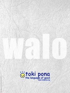 toki pona - walo by *mushisan on deviantART