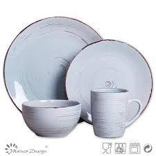 Steingut Keramik 4 stück geschirr set mix und match steingut keramik audpottery