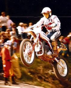 V. KAVINOV KTM 495 MC 1981