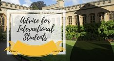 Experiencing cultural differences and new environment are the things that come to mind when you think about studying abroad. Once you arrive and enter the world of knowledge in a foreign land, you st