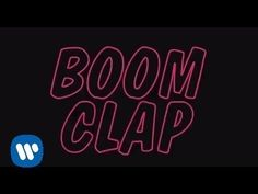 """Charli XCX - Boom Clap [Official Lyric Video] [TFIOS] FIOS movie the soundtrack's first single, Charli XCX's """"Boom Clap,"""" uses boom bap production to reflect the buzzy energy created by Hazel and Augustus Sound Of Music, Music Tv, Pop Music, Music Is Life, Music Stuff, Boom Clap, Favorite Book Quotes, Favorite Things, 2014 Music"""