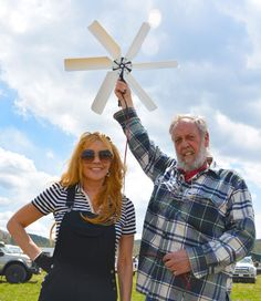 Truck Camper Magazine meets Jack and Crystal Wright of Free Spirit Energy and experiences the Windwalker wind generator first hand.