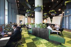 National Australian Bank (NAB) Village Customer Innovation Centre | Projects | Woods Bagot