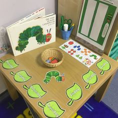 Days of the week - Modernes Hungry Caterpillar Classroom, Caterpillar Preschool, The Very Hungry Caterpillar Activities, Eric Carle, Toddler Learning, Preschool Activities, Bug Crafts, Crafts For Kids, Farm Birthday