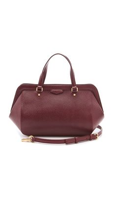 Marc by Marc Jacobs  Thunderdome Travel Doctor Bag  $498.00