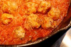 Semi-Homemade Paleo Spaghetti And Meatballs | Nom Nom Paleo
