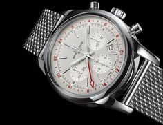Issued in limited editions of 200 in red gold and 2,000 in steel, the Transocean Chronograph GMT combines an ultra-practical dual timezone system with a refined and understated design. It is distingui...