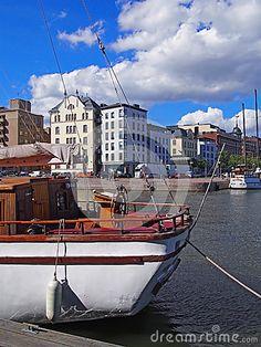Northern Harbour, Helsinki, Finland