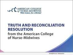 Certified Nurse Midwife, Federal Agencies, Medical News, Members Of Congress, Midwifery, Primary Care, Speak The Truth, Continuing Education, Denial