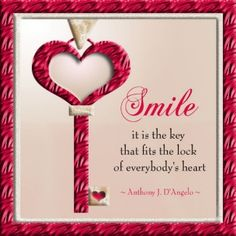 A smile is better for you than a frown