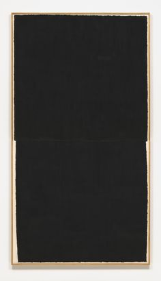 Richard Serra. Deadweight V (Memphis). 1991. Paintstik on two sheets of paper mounted on thin fabric.