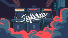 Boards for Reel 2016Art Dirección & Illustration: Claudio Guerra3D Artist: Freddy Guerra  SULFURICA MOTION + DESIGNwww.sulfurica.tvSound Effects Design By: Redhorse Studio