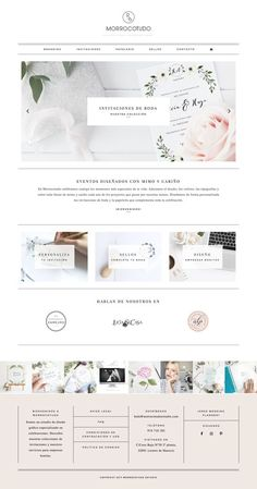Parker WordPress Theme — Station Seven: Squarespace Templates, WordPress Themes, and Free Resources for Creative Entrepreneurs Website Design Inspiration Layout Design, Graphisches Design, Design Blog, Web Layout, Blog Layout, Design Ideas, Website Layout, Website Themes, Website Designs