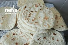 Balloon Breads in the Pan - Yummy Recipes Good Food, Yummy Food, Cookery Books, Turkish Recipes, Perfect Food, Bon Appetit, Bread Recipes, Yummy Recipes, Bakery