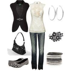 My Style, created by #jklmnodavis on #polyvore. #fashion #style Lauren Ralph Lauren Christian Audigier