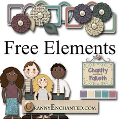 Free Charity Digital Scrapbook Elements Pack ***Join 1,640 people and follow our Free Digital Scrapbook Board. New Freebies every day.