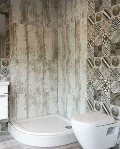 Ege Seramik #castel ... #patchwork #wood #stone #naturel |Visit Our Page 🚿🛁🚽 #ceramic #tile  #porcelain #design #designer #tasarım #art #artist #architecture #ankara #bagno #bathroom #bat #banyo #home #homesweethome #hause #handmade #like4like #tag #turkey #premiumquality #tileaddiction #tile #white