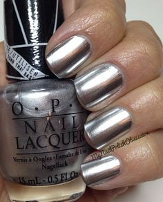 OPI Gwen Stefani Collection: Push and Shove, & 4 in the Morning
