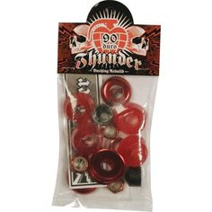 Thunder Trucks Rebuild Kit 90a - Red