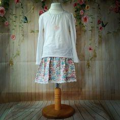 Ballet dress and slipper skirt