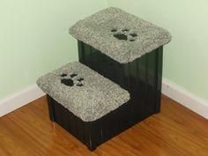 Dog Steps. Cat Steps Designer Dog Stairs By HamptonBayPetSteps