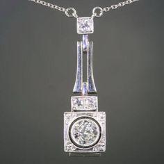 : Art Deco jewelry