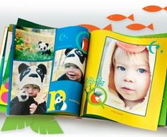 10 photo book ideas for kids
