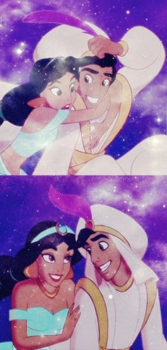 A whole new world...Aladdin