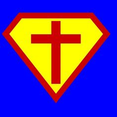 Superhero for Jesus logo