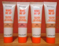 Rimmel London - Wake Me Up Instant Radiance Shimmer Touch