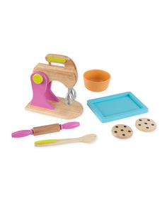 This would be really cute for a baking party gift :)