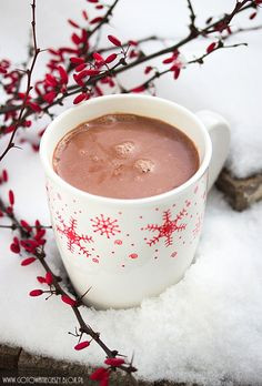 """Tonight and tomorrow lets pin """"Christmas Coco or Cafe"""". With yummy Christmas drinks and sweet little treats. Thank you and Happy Pinning Christmas Coffee, Christmas Drinks, Christmas Love, Christmas Morning, Christmas Chocolate, I Love Coffee, Coffee Time, Cocoa Cookies, The Breakfast Club"""