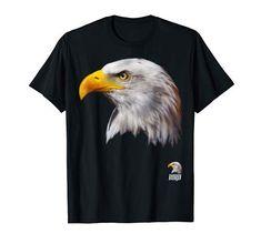 Symbols Of Freedom, American Symbols, Great Photos, Bald Eagle, Amazon, Mens Tops, T Shirt, Fashion, Supreme T Shirt
