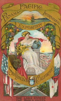 Vintage Exhibition Poster