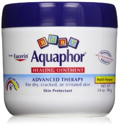 Aquaphor Baby Healing Ointment, Advanced Therapy-Great for eczema and Dipper rashes!