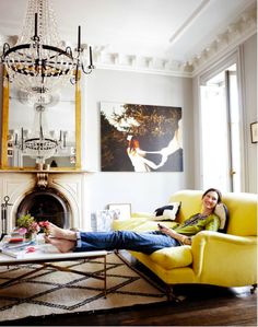 Color Inspiration: 8 Beautiful Yellow Sofas — Shoppers Guide